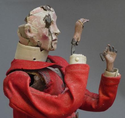 Vichy Automaton smoker