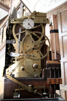 The organ and clockwork