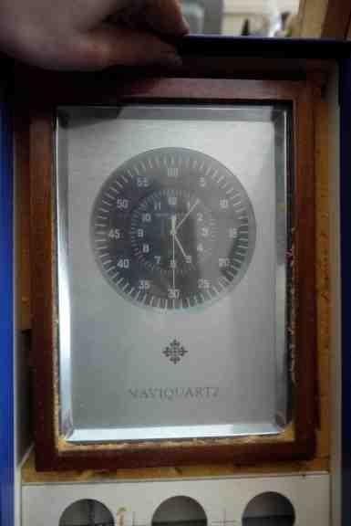 Patek Philippe Quartz Clock