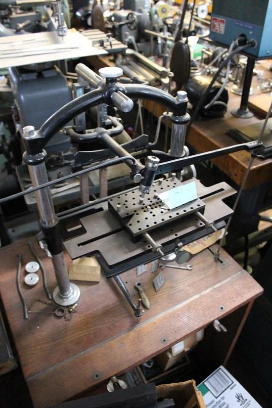 Versatile Pantograph machine