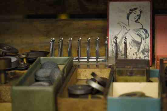 Polishing & finishing tools