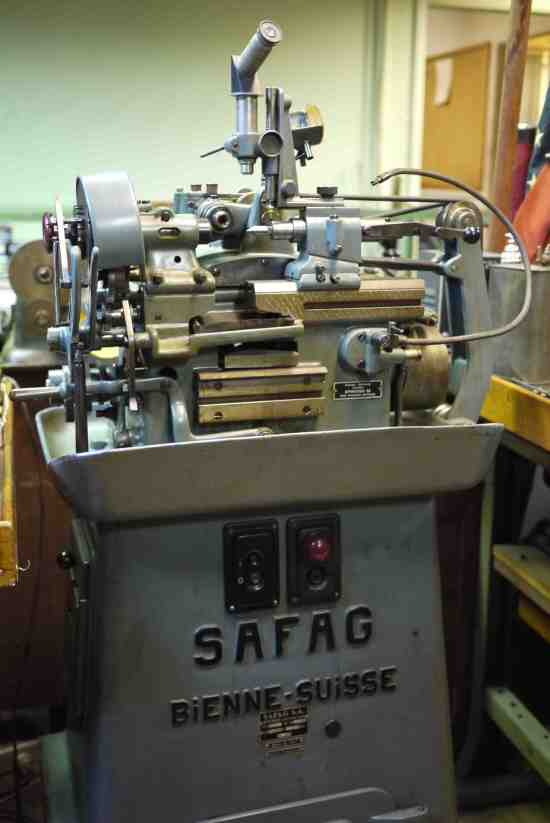 Machine Shop Technology